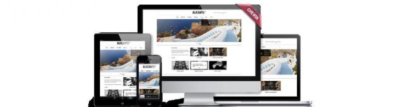 empresa diseño pagina web alicante