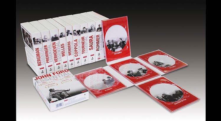 Ediciones coleccionista en Blu Ray