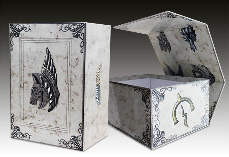 Caja estuche para colección de Digipacks